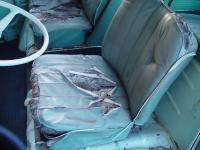 1962 Walk Thru Seats