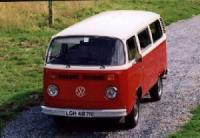Stolen 1975 Bay-window bus
