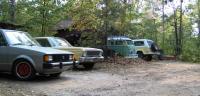 Rabbit, Falcon, Crew Cab & Jeep