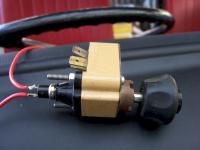 Converting stock wiper switch to run electric pump