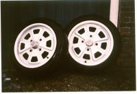 And my wheels for the '70 restobug