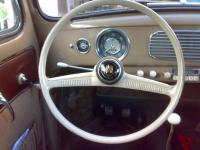 56 Oval -steering wheel
