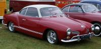 Karmann Ghia stolen Mierlo the Netherlands