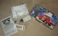 Revell Model Van