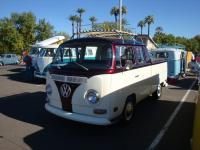 Bay Window Double Cab