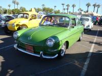 Green Notchback