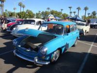 Blue Squareback