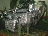 Pinzgauer Engine