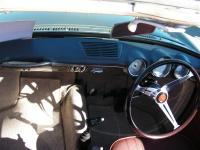 '62 RHD Sunroof Notch @ SoCal Bugorama