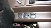 Switches for backup light and others