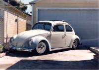 1964 VW Bug w/ Britax Ragtop