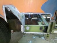 More work on my 66 Westy/Dormy convert