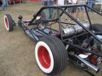The baddest car at Bug Jam