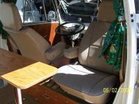 58 DD Custom Panel Swivel Seats