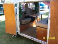 58 Custom DD Panel Swivel Seats