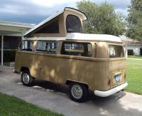 69 Camper Bus Restoration