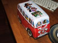 VW Bus Cookie Jar From Cost Plus World Market Store