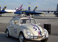 Herbie and the Blue Angels.
