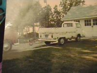 My Dads work trucks about 20 years ago.