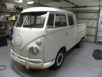 Early 64 100% Original Paint Double Cab.