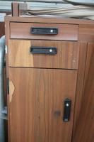 78 Camper Bus Drawer and door handles