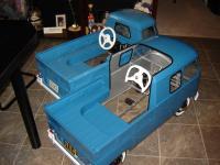 Type 2 pedal car