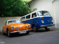 1979 VW Luxury Bus & 1970 VW Karmann Ghia
