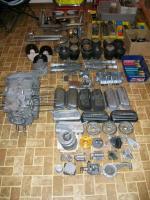 vintage midget race parts