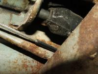 1967 Bus Gear Shift & Rod Parts