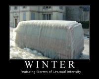 Storms of Unusual Intensity