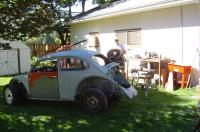 Great tree shade garage