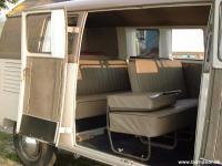 Barndoor seats