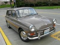 1964 Nutria Brown 1500s Variant