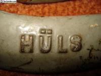 HÜLS seat recliners, the early ones........RARE SHIT