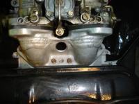 Intake manifold for t4 engine