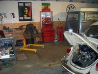 My garage