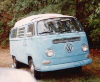 My 1970 Walker Camper