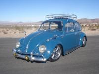 1965 Sea Blue sunroof