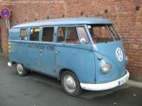 1960 dove blue combi
