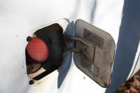 Eberspacher gas cap cover