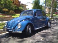 STOLEN - 1967 VW BUG