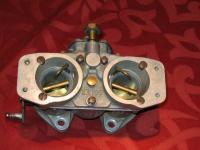 Early Porsche Solex sand cast carb - Either 4cam or Gmund SL.