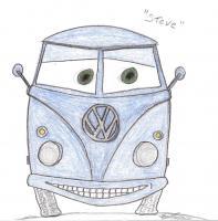 Steve the bus
