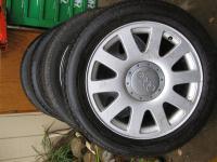 audi 2000 wheels