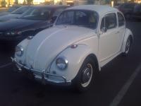 Stolen 1967 VW Bug