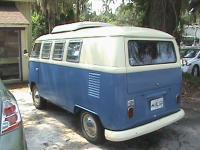 FRED-65 VW Camper-STOLEN SAVANNAH GA WED Jan 13 2010