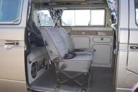 Bench seat in Vanagon Westy