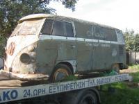 63' RHD Panelvan.