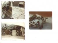 My mom's wreck. circa 75'