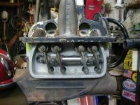 Solid Spacer Rocker for 36 hp